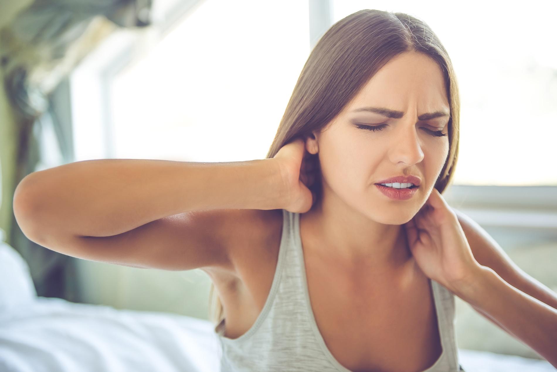 Quando a dor no pescoço pode indicar problemas de coluna