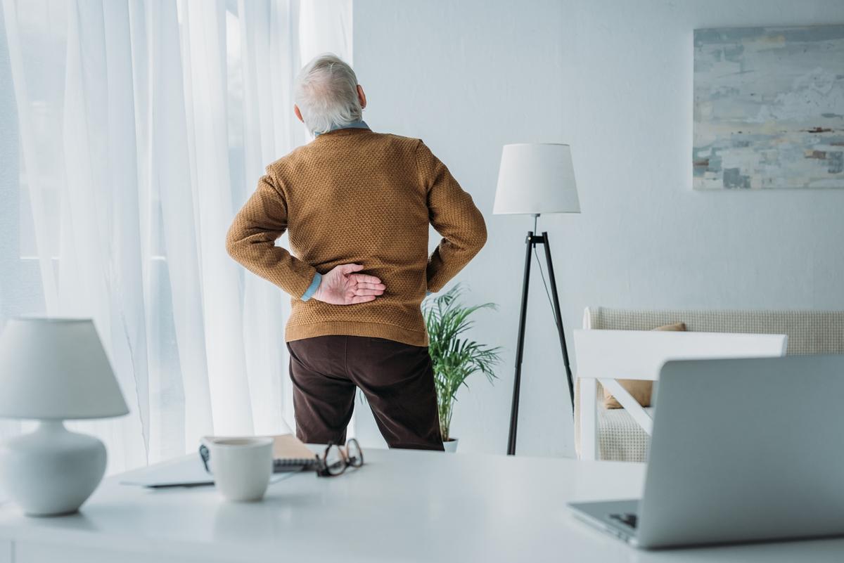 Você sabia que a osteoporose pode causar fratura de coluna?