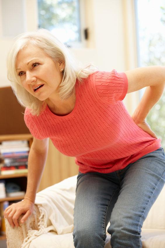 Depressão pode estar associada a dores lombar e cervical
