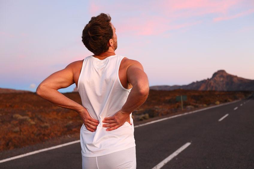 5 lesões comuns na coluna do atleta