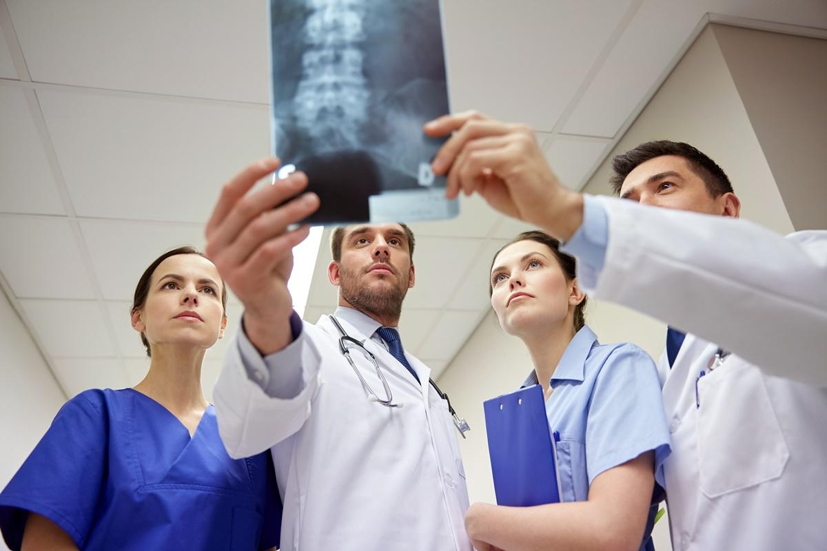 Como é a hidrodiscectomia para o tratamnto da hérnia?