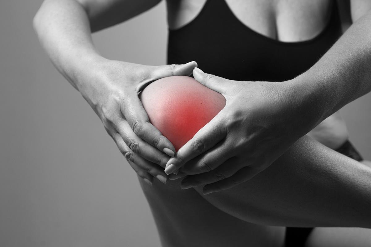 Dor no joelho – o que pode ser?